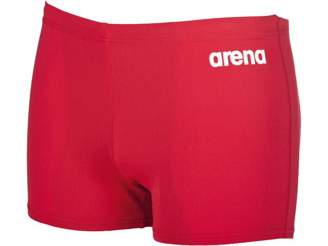 arena Solid Pantalones cortos Hombre, rojo